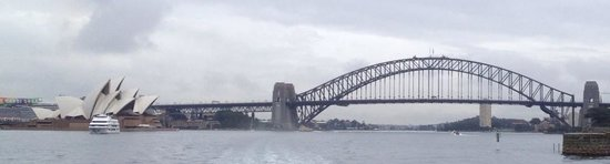 Sydney Ferries : View from the ferry