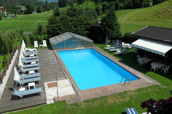 Martinerhof Hotel : Piscina