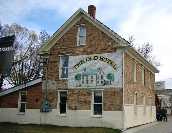 The Old Hotel, Montana's finest restaurant