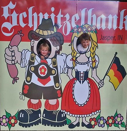 Our kids love the Schnitzelbank Restaurant!!!