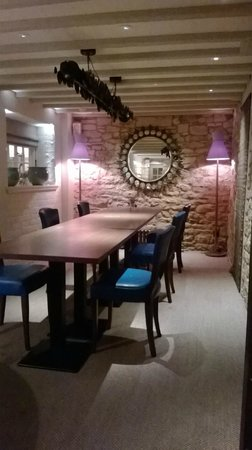 Dormy House Hotel: Private dining