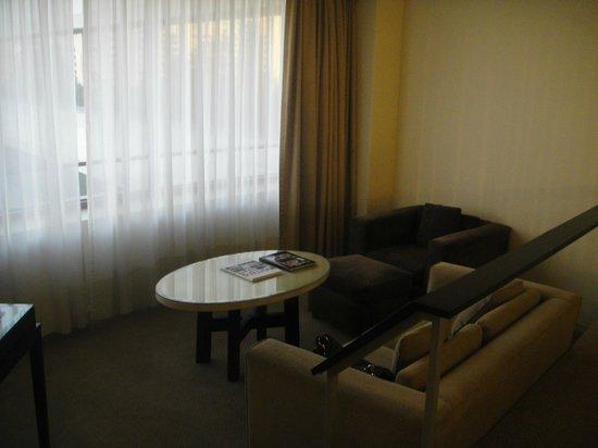 Grand Hyatt Santiago: apartamento