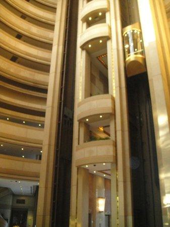 Grand Hyatt Santiago: lobby