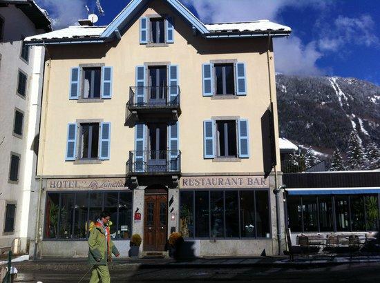 Hotel Les Lanchers: Hotellet