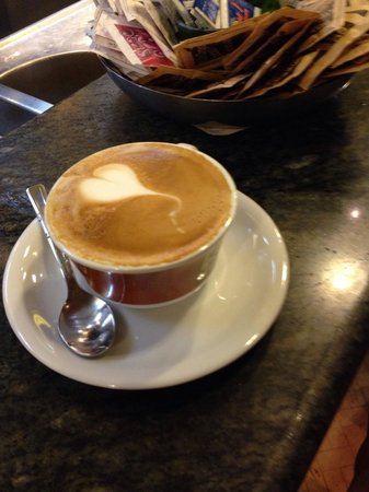 """La Casa del Caffe Tazza d Oro: """"El Café del Amor"""" !"""