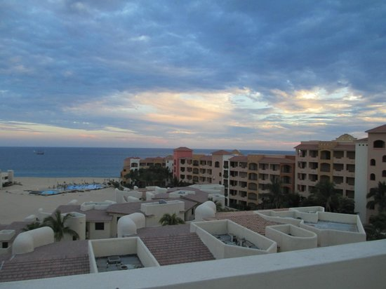 Terrasol Beach Resorts: From Balcony, Facing South West