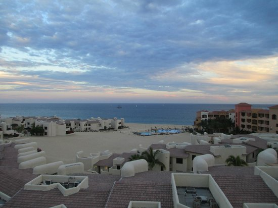 Terrasol Beach Resorts : Beautiful Pic of Resort, Beach near sunset due south