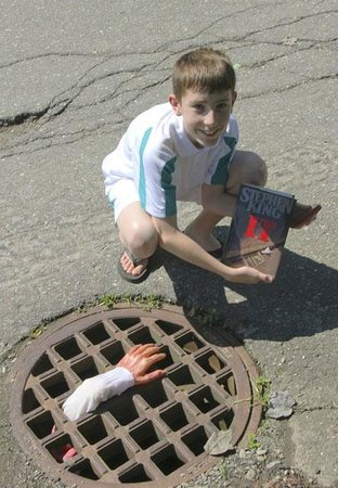 SK Tours Of Maine, LLC: We all float down here Georgie!