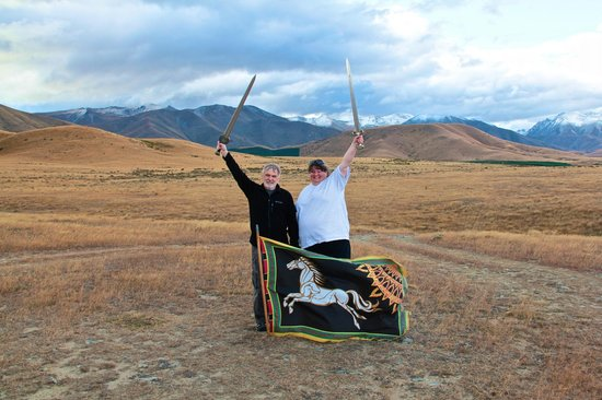 Lord of the Rings Twizel Tour : Rohan and the Fields of Pelennor