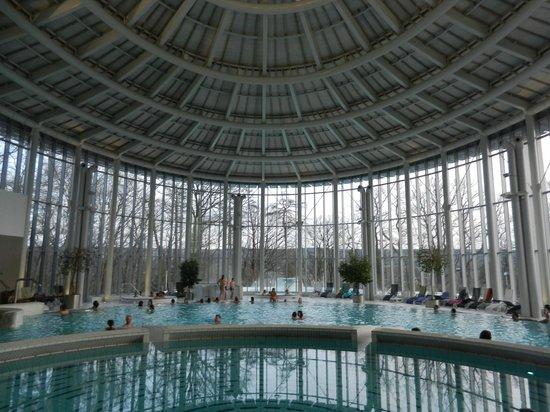 Les Thermes de Spa: Les grands bassins