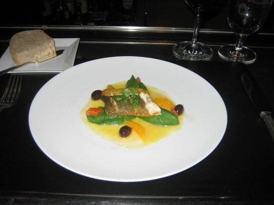Restaurant Gary Danko : Branzino