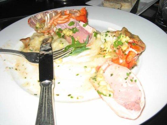Restaurant Gary Danko : Roasted Lobster