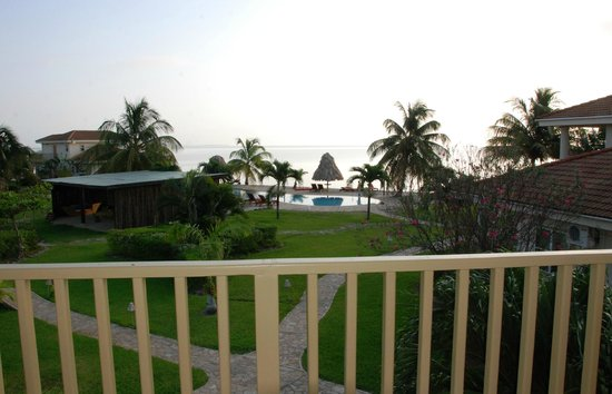Hopkins Bay Resort : View from our Balcony