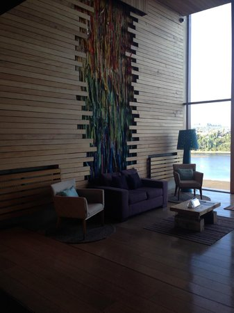 Enjoy Chiloe Hotel de la Isla: HALL