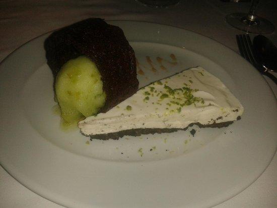 Restaurante Choupana Gordinni: Oreo cheesecake