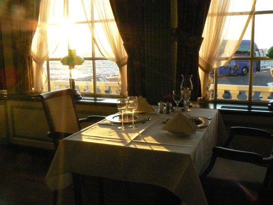 Hotel Spaander : Hermosa vista desde este comedor