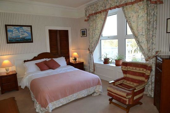 Ardgort House: Double room with Ensuite