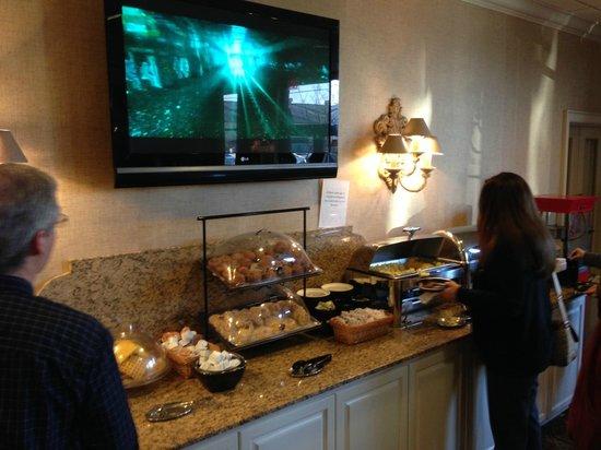 Country Inn & Suites By Carlson, Metairie (New Orleans): Ramada- breakfast