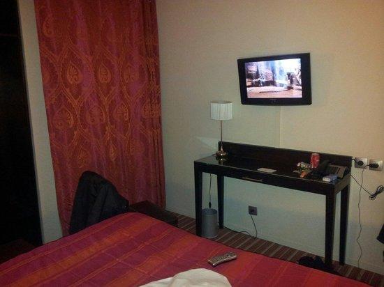 Hostellerie d'Aussois: Chambre