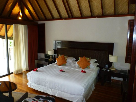 Hilton Moorea Lagoon Resort & Spa : Bungalow 10
