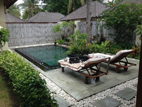 Kelapa Luxury Villas : Private Pool