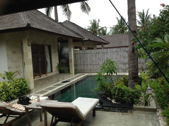 Kelapa Luxury Villas : Priate pool