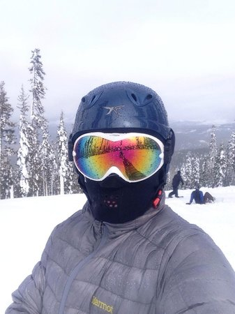 Northstar California: Up in the slope