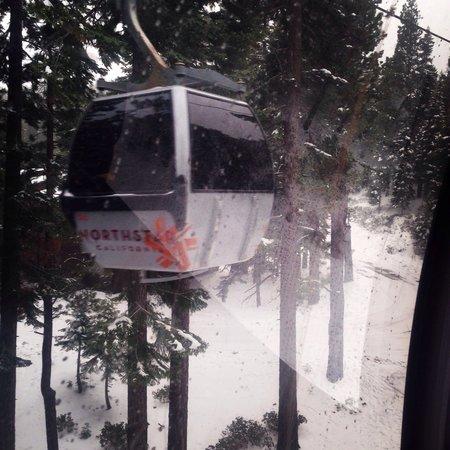 Northstar California: Gondola