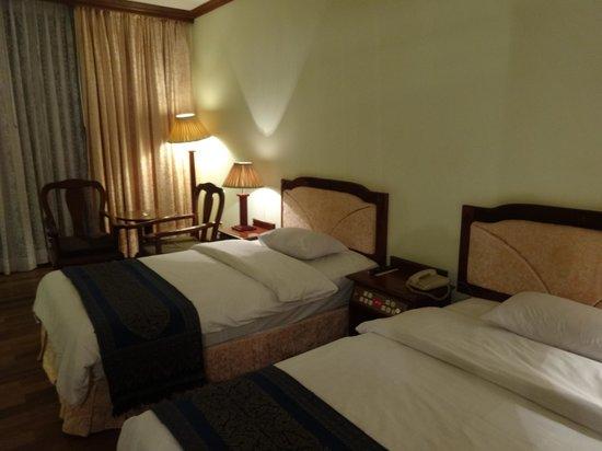 Angkor Paradise Hotel: 部屋