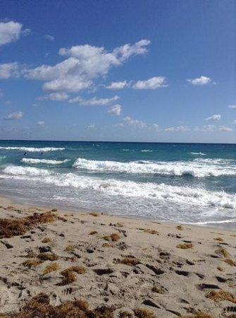 Boca Beach Club, A Waldorf Astoria Resort: beautiful beach