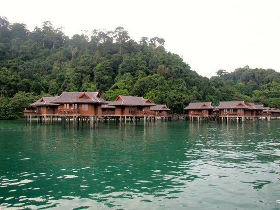 Pangkor Laut Resort: Spa Villas