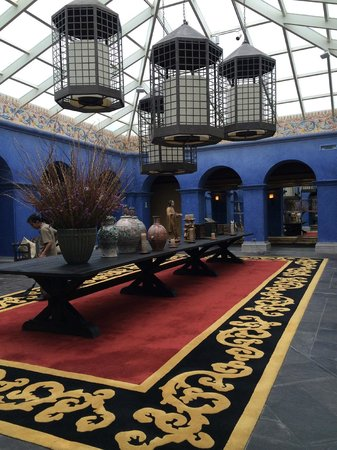 Palacio del Inka, a Luxury Collection Hotel: Lobby area