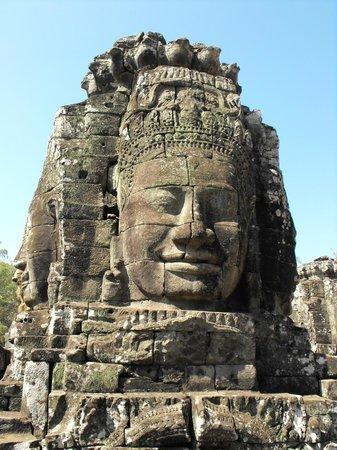 Angkor Thom: The Bayon