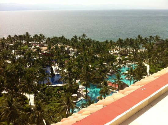 The Westin Resort & Spa, Puerto Vallarta : The view from our room, saw incredible sunsets
