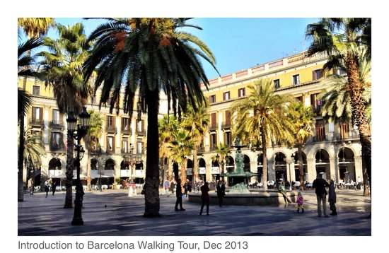 Free Walking Tour Barcelona Travel Bound
