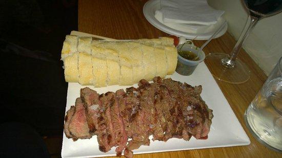 Bayres beef Argentina en tapas: En trocito de carne :-)