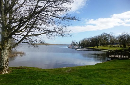 Lusty Beg Island: views