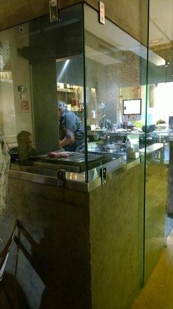 Bayres beef Argentina en tapas: La Magnifica Plancha