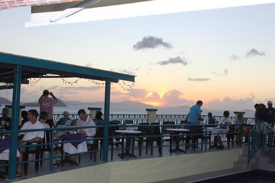 The Heritage Inn: Sunset at Bananakeet