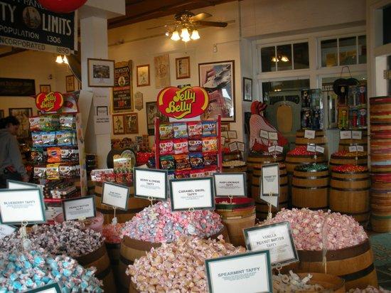 Candy Baron: Taffy