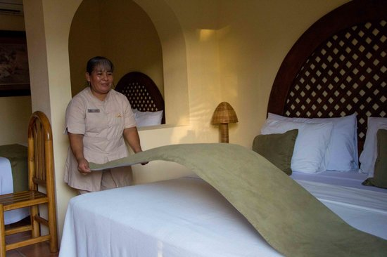 Best Western Posada Chahue: Room host strive in every detail