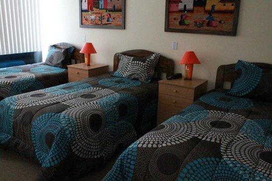 Qhapac Nan Hotel: Habitación Triple