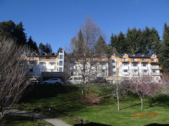 Villa Huinid Resort & Spa: Vista del hotel