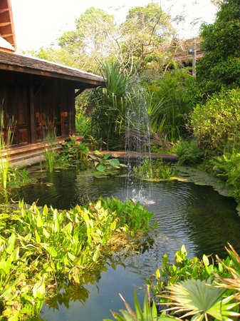 Angkor Village Resort: Reception Area