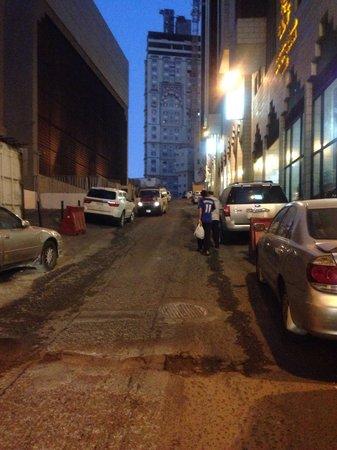 Elaf Ajyad Hotel : Une montée à 40% vers l'hôtel