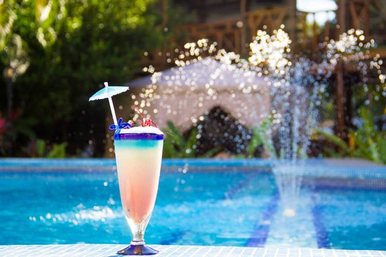 BEST WESTERN Posada Chahue: heat, fresh water and delicious drinks are part of your work day