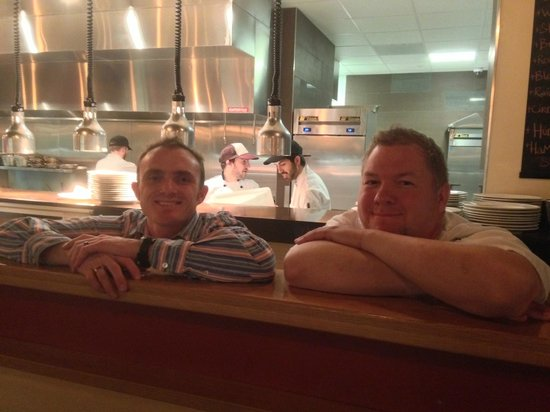 Metropolitan Farmer: Reed and Chef Wes