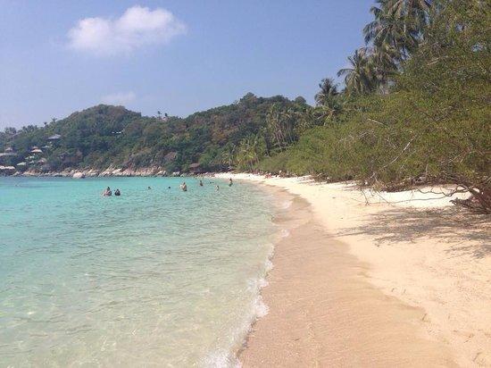 Jamahkiri Resort & Spa: Beach
