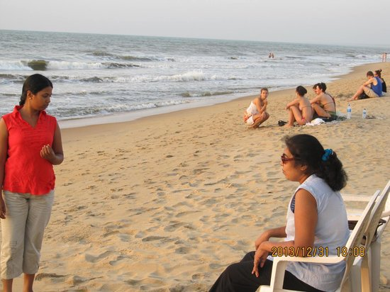 Travel Homestay Sri Lanka: Negombo beach