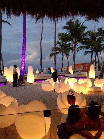 Paradisus Punta Cana Resort : Atardecer